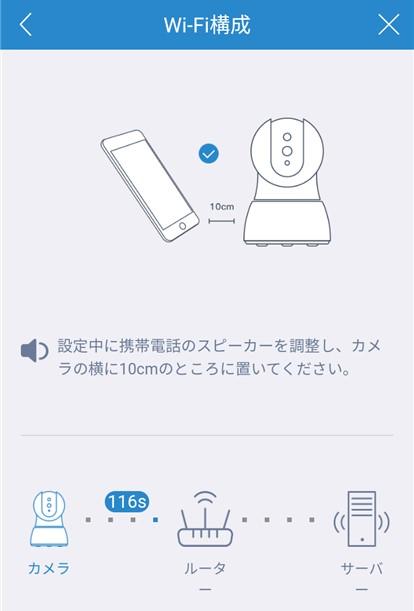 ネットワークカメラとMIPCの設定方法 カメラをインターネット接続する