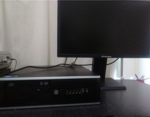 Amazonの激安中古パソコン HP 8300 Elite SFF