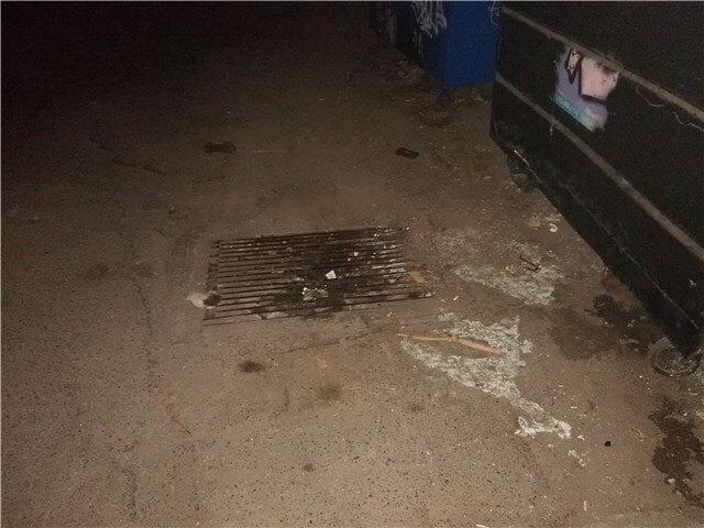 コリアタウン殺人事件 下水道
