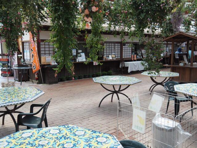 富士花鳥園 花鳥カフェ